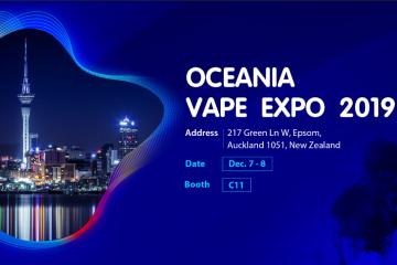Oceania Vape Expo 2019